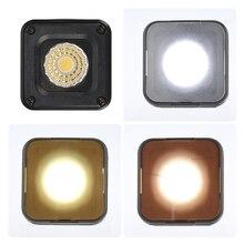 Ulanzi Mini Portable Camera Video LED Light Waterproof Photo Lighting with Hot Shoe