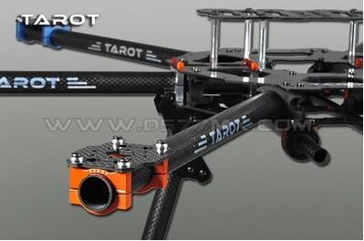 FY680 TL68B01 6 axis Full Folding Pure Carbon Hexacopter FPV Aerial photo frame