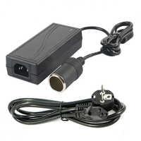 120W 96W 72W 60W AC 100V - 240V To DC 12V Car Cigarette Lighter Adapter Converter Transformer DC Power Converter Free Delivery