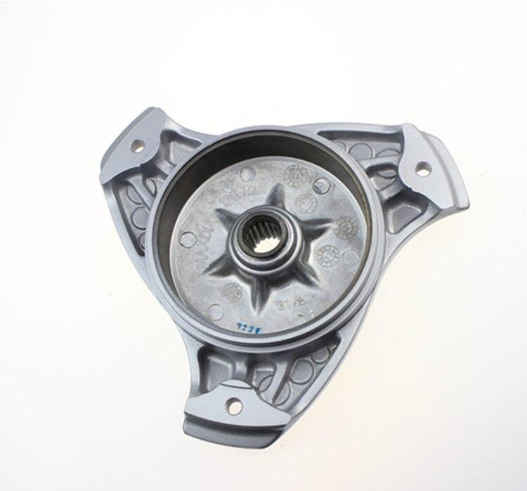 Motorcycle Accessories for Haojue Qingqi Suzuki Neptune Superman 150qs150 leisurely e rear drum circle accessories for nourishment
