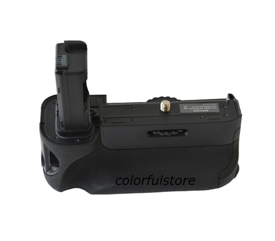 Battery Hand Handle Grip Holder Pack Vertical Power Shutter For Sony Alpha A7 A7R A7S DSLR as VG-C1EM VGC1EM fit NP-FW50 NPFW50
