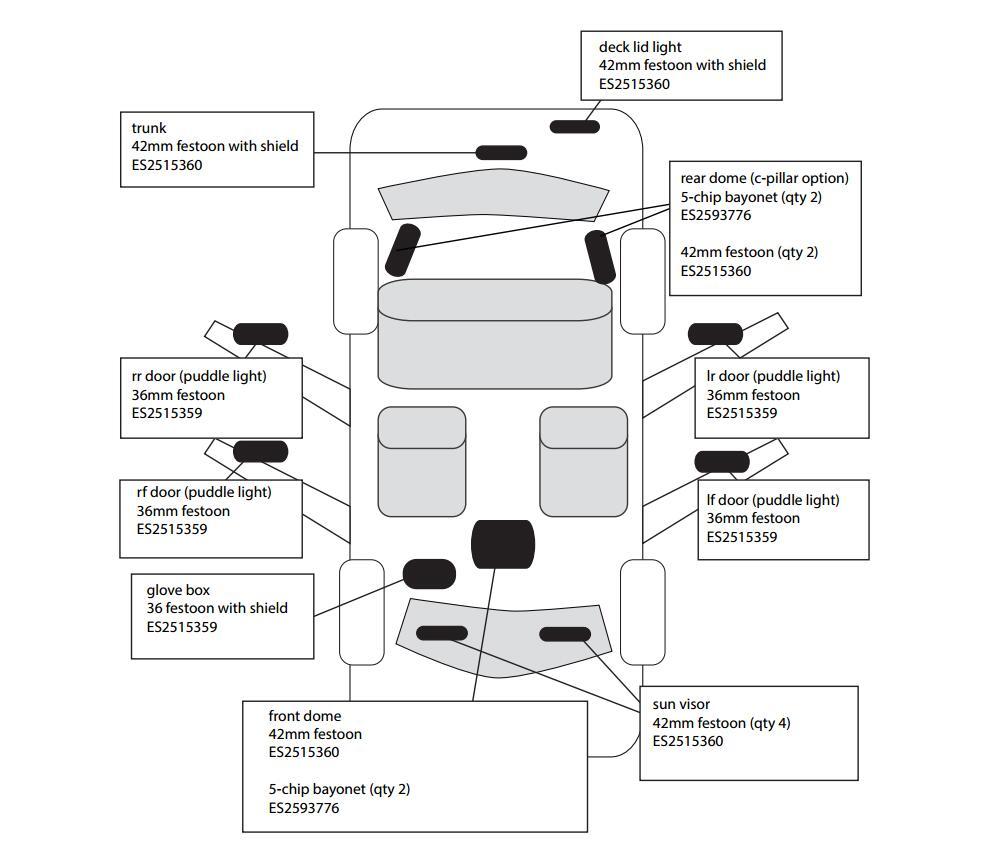 Bmw e39 interior light wiring diagram