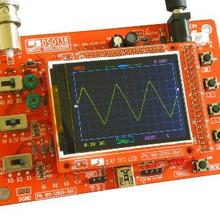 DSO138 Digital Oscilloscope DIY Kit DIY Parts for Oscilloscope Making E