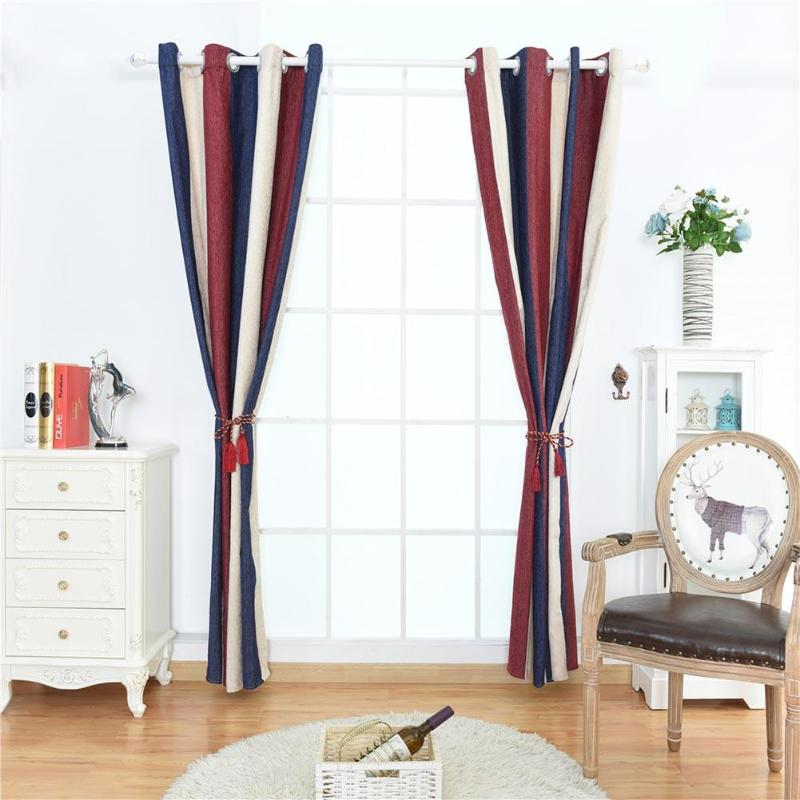 Blackout Curtains For Living Room Hotel European Simple: 250*100cm Blackout Curtains For Living Room Hotel European