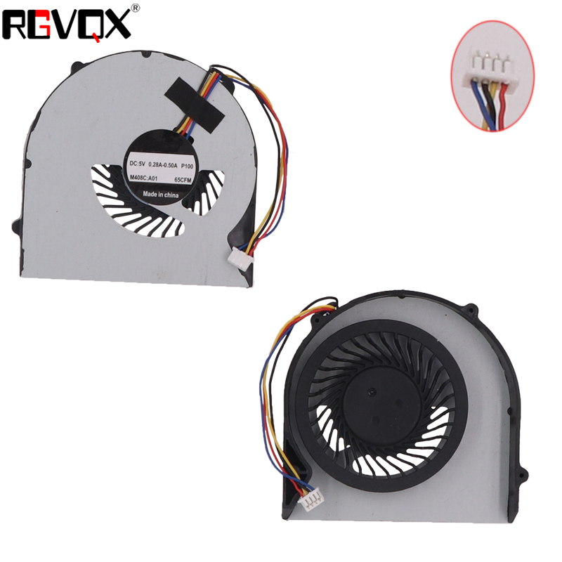 Купить с кэшбэком New Laptop Cooling Fan For LENOVO G480 G480A G480M G485 G580 G585 version 1 PN:KSB05105HB MF60090V1-C460 CPU Cooler/Radiator Fan