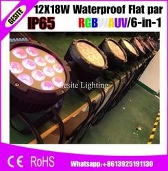 Wodoodporna led uplights 64 led par 12x18 w 18 w led par ip65 rgbwauv|led par|led par ip65led uplights -