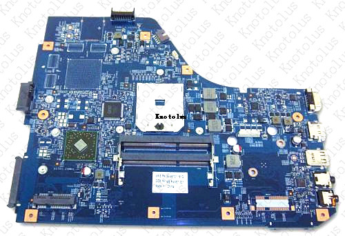 MB.RNW01.001 MBRNW01001 for Acer Aspire 5560 5560G laptop motherboard AMD DDR3 Free Shipping 100% test ok laptop motherboard fit for acer aspire 5551 5551g mbptq02001 mb ptq02 001 new75 la 5912p ddr3 mainboard