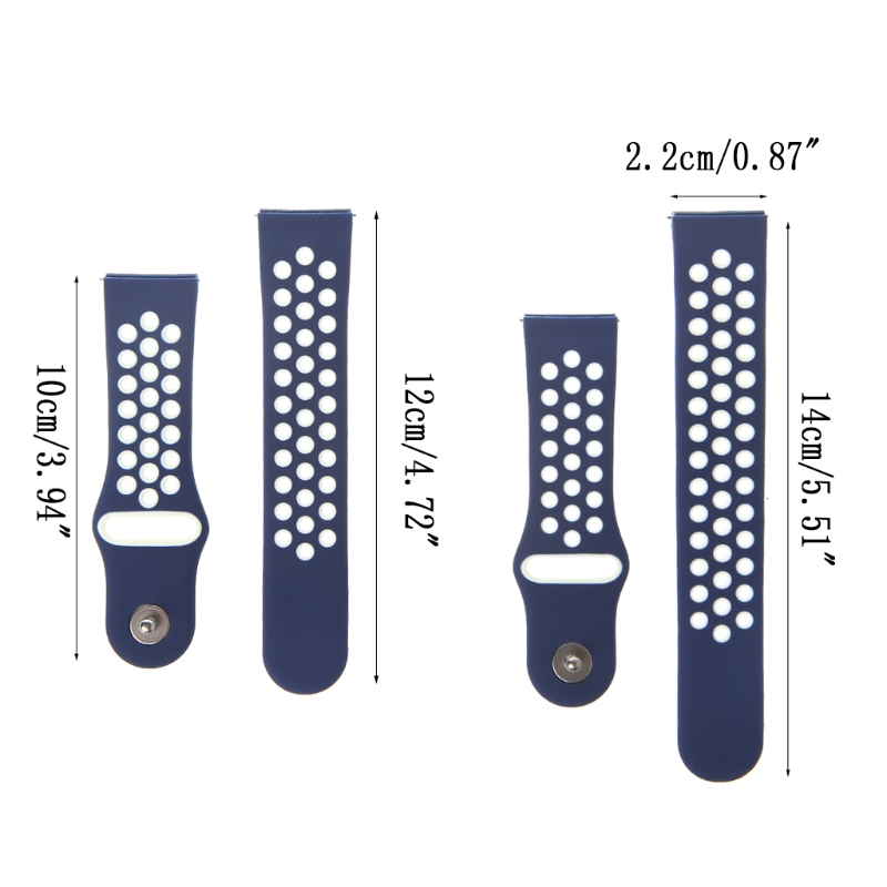 High Quality Silicone Replacement Watch Strap For Fitbit Blaze Fitness Wrist Band Bracelet Smart Wearable Accessories in Smart Accessories from Consumer Electronics