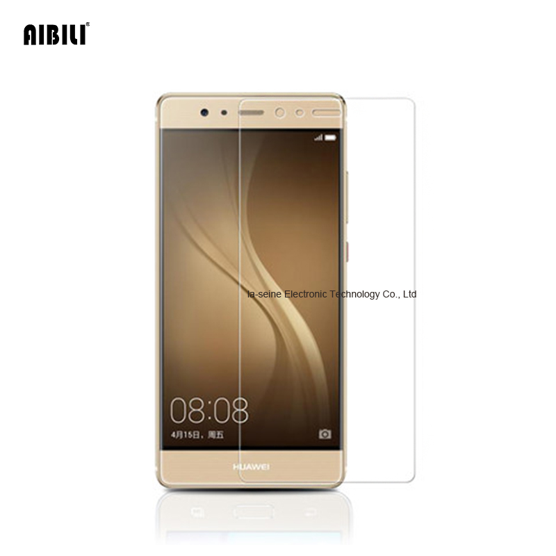 AIBILI Tempered Glass For Huawei P9 Screen Protector 2.5 9h Safety Protective Film on P 9 Lite Plus Premium Standard Dual Sim
