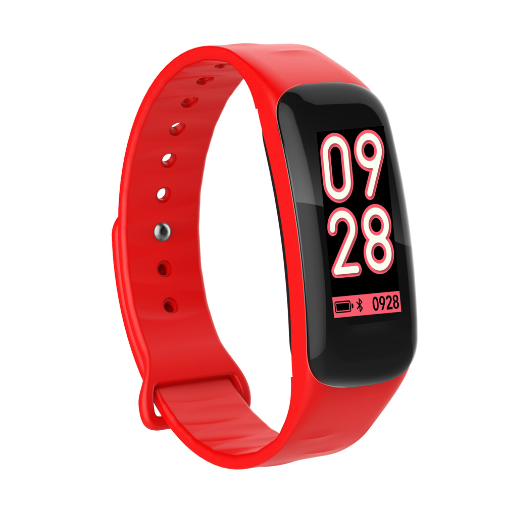 TREZER C1P Fitness Bracelet Heart Rate Monitor Color Screen Blood Pressure Measurement Smart Wristband for IOS Android Phone (16)