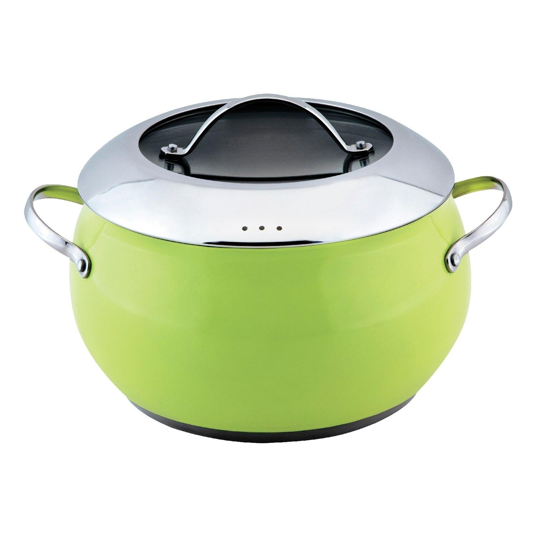 Pot with lid Esprado Ritade RITL24GE101 кастрюля esprado ritade c крышкой цвет зеленый 1 9 л