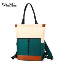 2019 New Large Tote Bag Waterproof Women Handbag Female Shoulder Bag Nylon Messenger Bags For Girl Multifunction Travel Bag Sac стоимость
