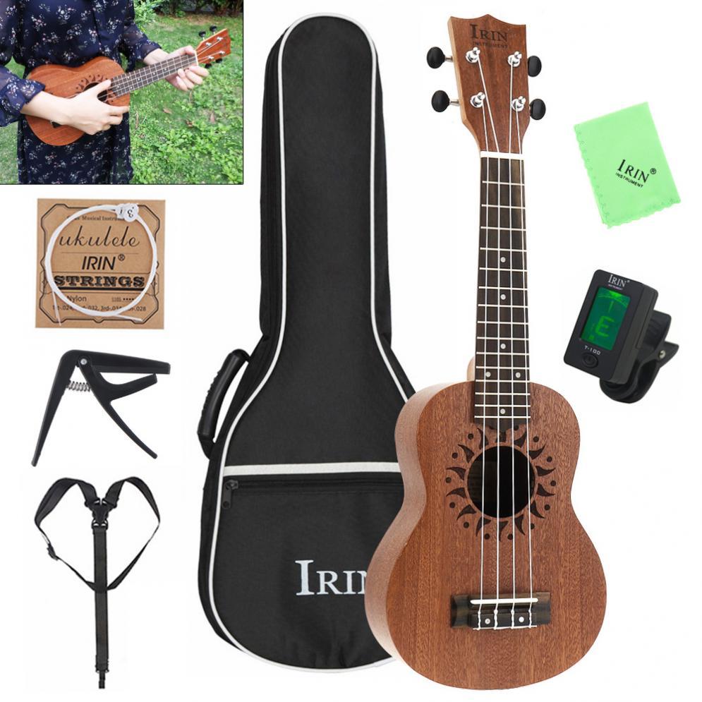 Gitarre Ersatz Brücke aus Rosenholz für Ukulele 4 String Gitarre,