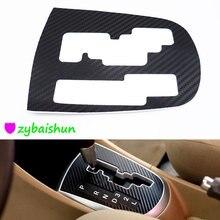 Новинка! Резьбовые 3D Декоративные Стикеры из углеродного волокна для Hyundai Solaris Verna
