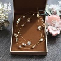 Korean Crystal Hair Band Bride Wedding Dress Wedding Headdress All Match Decorations Simple Bride Hand Ornaments