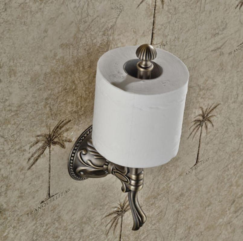 Elegant-Wall-Mount-Toilet-Upright-Paper-Holder-Roll-Tissue-Bracket-Antique-Brass (2)