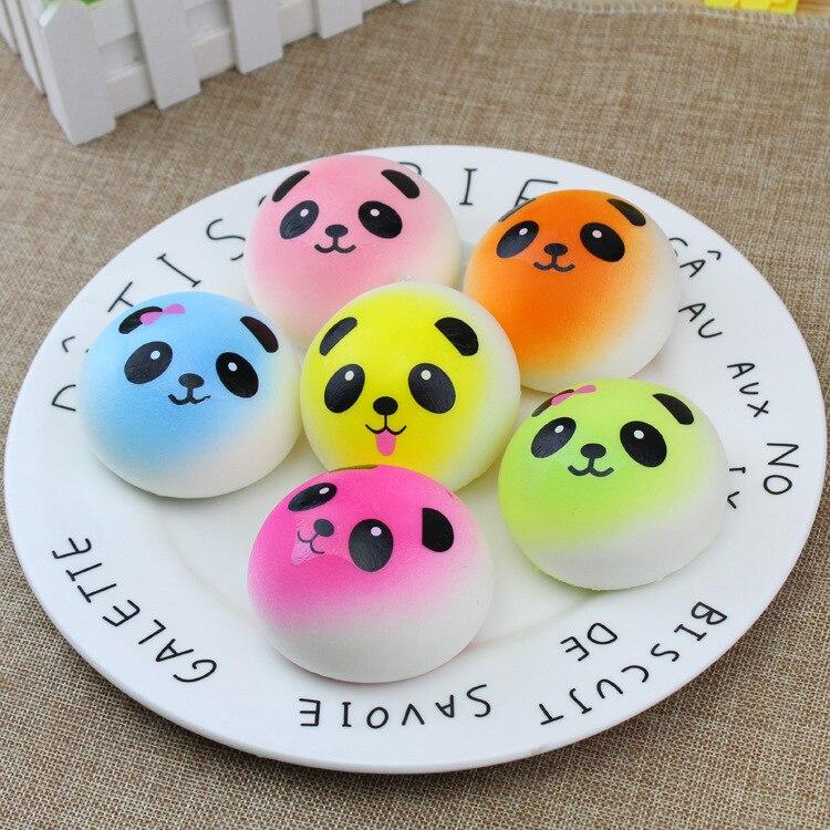 1pc Slow Rising Squishy Antistress Anti Stress Cute Toys Soft Squishy Antistress Squishe ...