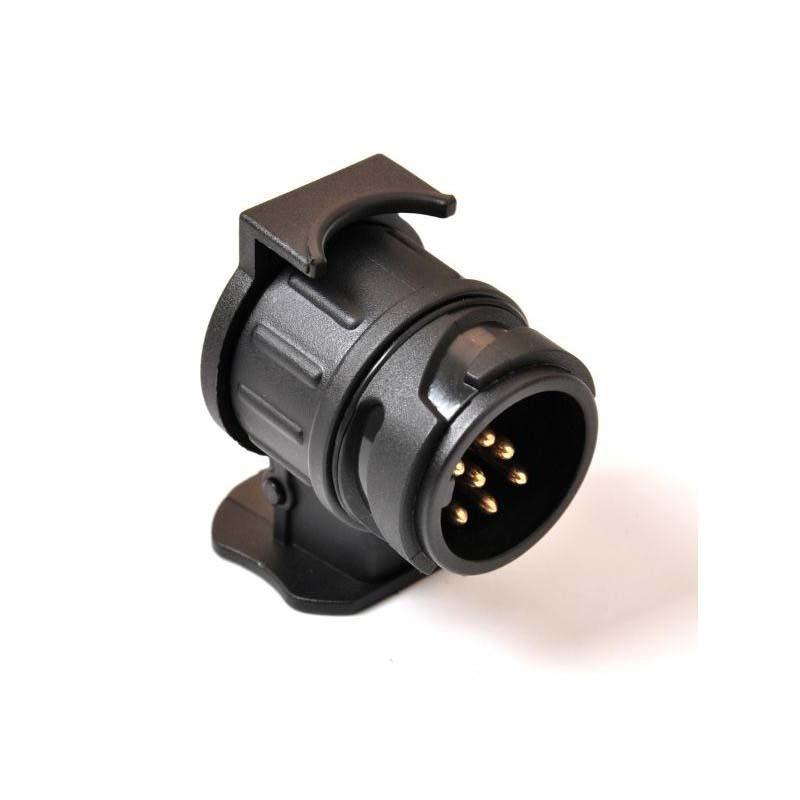 13 To 7 Pin Plug Adapter 12v Trailer Connector Electrical