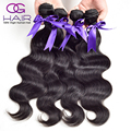 7A Brazilian Virgin Hair Body Wave 4pcs lot Unprocessed Human Hair Cheap Brazillian Body Wave Virgin Hair Tangle Free