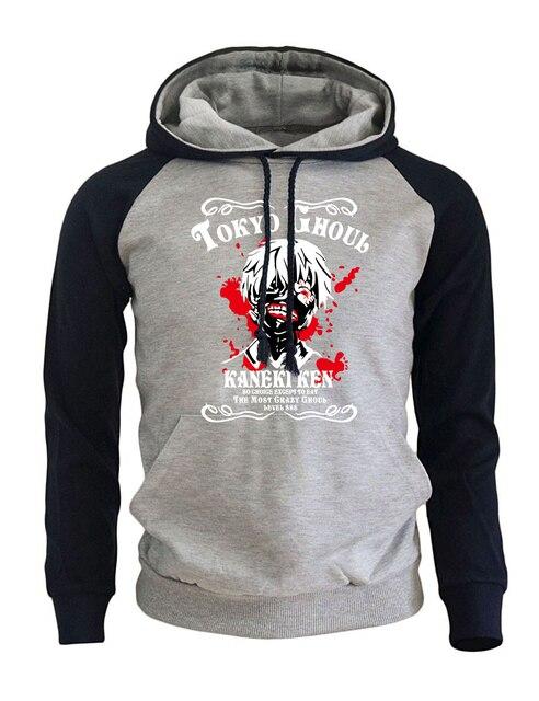 Tokyo Ghoul Punk Men's Sweatshirt Hoodie