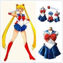 New Anime Pretty Soldier font b Sailor b font font b Moon b font font b