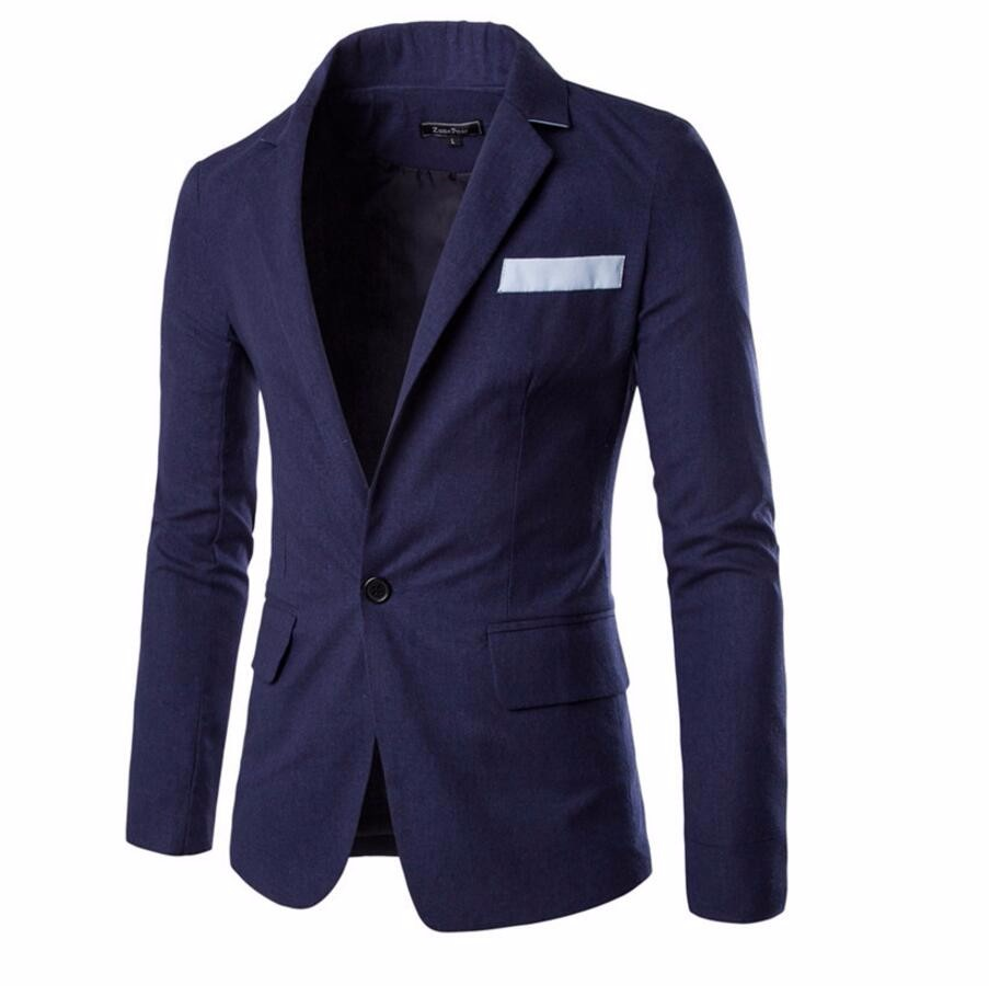 8.1 Formal occasions men jacket classic high quality custom wedding the groom coat lapel single-breasted men jacket