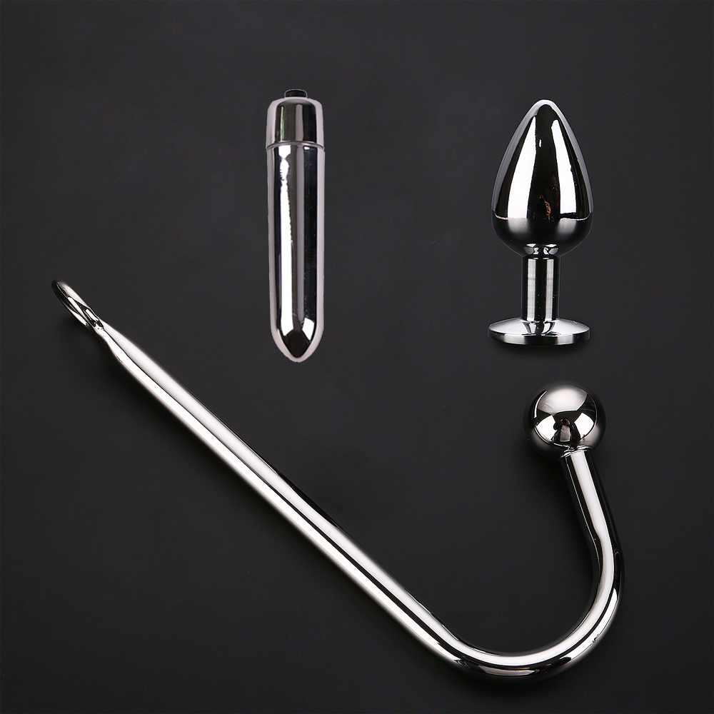 Aliexpress.com : Buy Anal Plug Vibrator Massager 3pcs/set