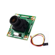 FPV camera 700 lines 5.8G / 1.2G / 2.4G six-axis axis wizard HD / ultra-clear image transmission system N Free Shipping