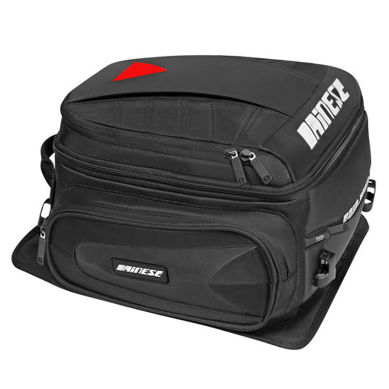 Motorcycle rear bag Black D-TAIL Alforjas Para Saddle Bags Tail Bag Ogio motorcycle rear bag black d tail alforjas para saddle bags tail bag ogio