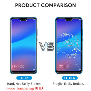 Image 5 - Screen Protector For Xiaomi Redmi Note 6 Pro Full Glue Glass Tempered Glass For Xiaomi Redmi Note 6 Pro Glass Redmi Note 6 pro