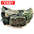 2016 New Fishing Bag 30x9x14cm Multifunctional Outdoor Fishing Tackle Bagpack Waterproof Waist Bag Bolsa Pesca Free Shipping