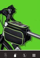 hot deal buy riding package long straps travel wristlets waterproof bike handlebar bag 8  colour with highlight analysis. parts & accessories