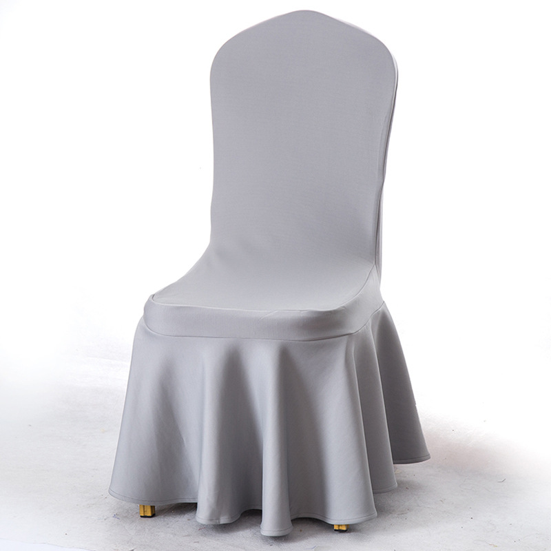 Aliexpress Com Buy Wholesale Ruched Chair Cover Ruffled