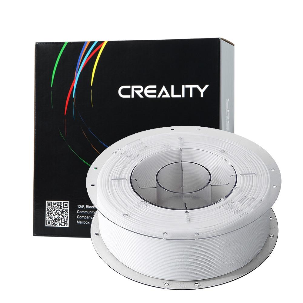 Creality impressora 3d 1.75mm petg filamento de alta qualidade n.w 1 kg para fdm Ender-3/Ender-5/CR-10S pro impressora 3d