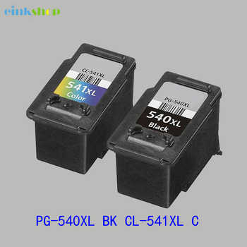 einkshop PG-540 CL-541 Ink Cartridges PG 540 CL 541 For canon PIXMA mg3250 MG3255 MG3550 MG4100 mg4150 MG4200 mg4250 Printer - DISCOUNT ITEM  11% OFF All Category