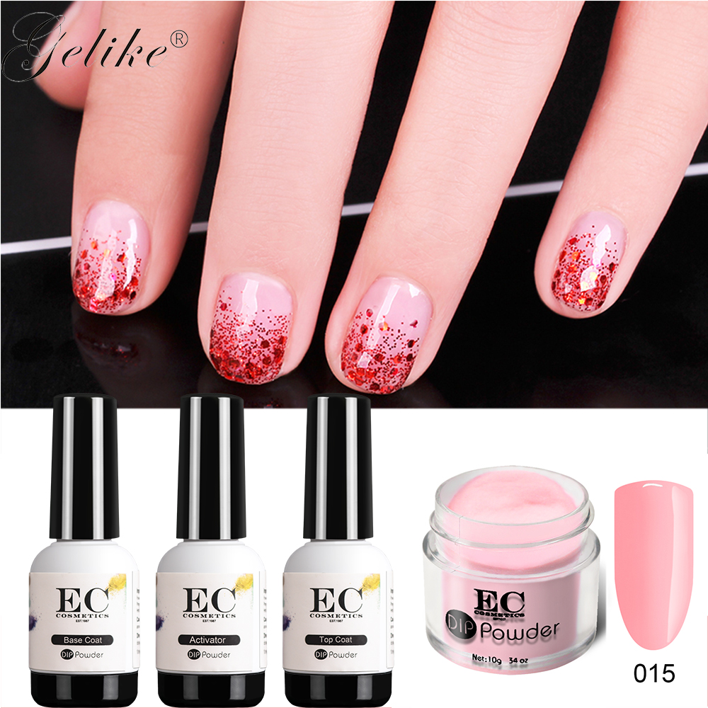 Nail Dipping System: Gelike Dip Nails System Dipping Powder Gel Polish Set