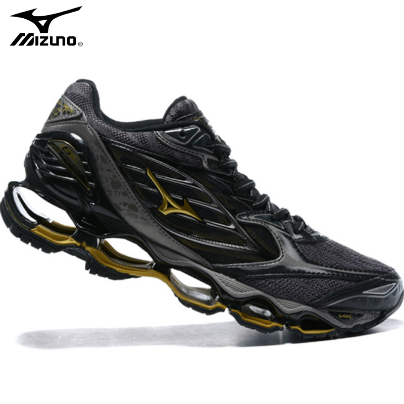 MIZUNO WAVE Prophecy 7 professional Men Shoes 7 Colors Outdoor Sport sneakers Men Weightlifting Shoes Size 40-45 Free Shipping цена