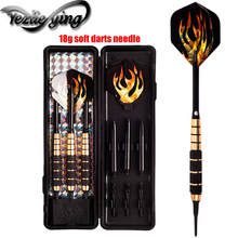 3 PPC/Set Professional Darts Tips 18g Soft Electronic Indoor Sports Darts for dartboard Flights Game