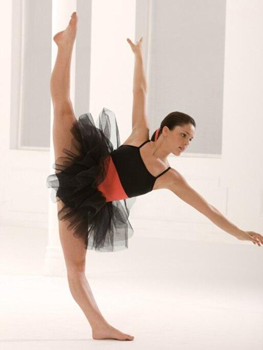 1cc649bb9c7 Profesional del tutú del Ballet danza femenina vestidos ropa del  funcionamiento trajes nuevos Saia Ballet Infantil
