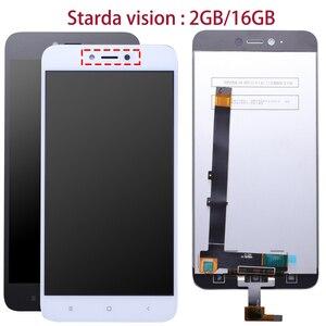 Image 3 - 1920*1080 5,5 дюймов AAA Качество ЖК + рамка для Xiaomi Redmi Примечание 5A ЖК дисплей экран для Redmi Note 5A Prime Y1/Y1 Lite LCD