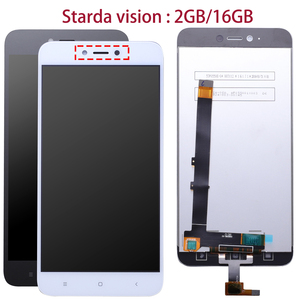 Image 3 - 1920*1080 5.5 Inch AAA Quality LCD+Frame For Xiaomi Redmi Note 5A LCD Display Screen For Redmi Note 5A Prime Y1 / Y1 Lite LCD
