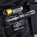 Meilleures ventes NITECORE P20 tactique lampe de poche LED étanche en plein air Camping chasse Portable + NTH30B + 2300mAh 18650 batterie paquet|LED lampes de Poche| |  -