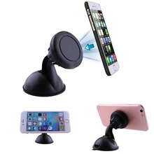 SEDETA 360 Degree Magnet Rotate Car Auto Windscreen Magnetic Holder Stand For Mobile Smart Cell Phone GPS Mount Universal