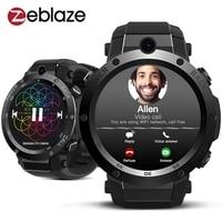 In Stock Zeblaze THOR S 3G Smartwatch GPS WIFI 5MP Camera Speaker SIM Card Call Answer Heart Rate Fitness Smart Watch Man Women