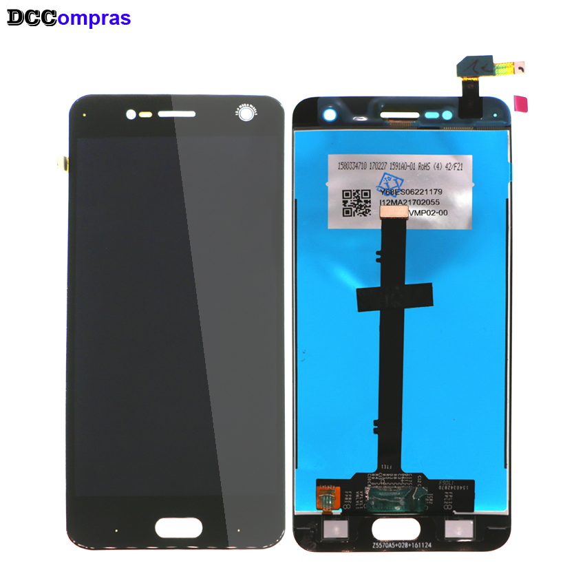 For ZTE Blade V8 LCD Display Touch Screen Digitizer For ZTE Blade V8 BV0800 Screen LCD Free Tools