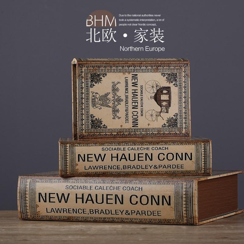 Popular vintage decorative books buy cheap vintage - Decorative books for display ...