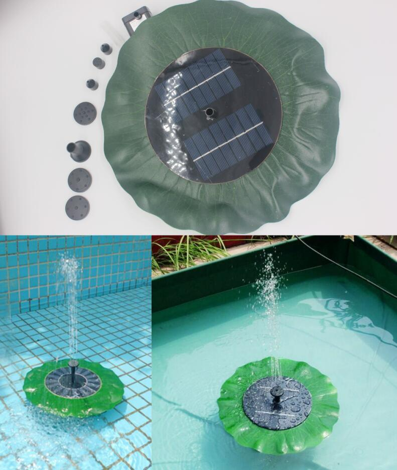 Sanitär 180l/h Bürstenlosen Dc Solar Wasserpumpe Power Panel Kit Brunnen Pool Garten Bewässerung Pumb Solar Power Brunnen Garten Sprinkler 100% Garantie Pumpen