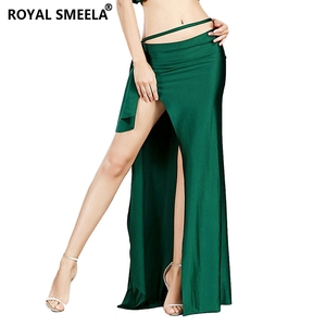 Image 5 - Womens Belly Dance Costume 2020 Belly dancing Skirt Stage Performance wear Belly dancing Practice Clothing Training Dancewear