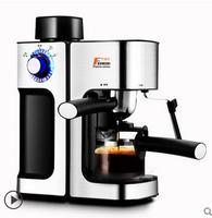 Бесплатная доставка Новый Кофе Машина домашний офис полуавтоматическая Италия Тип капучино эспрессо Кофе чайник горячей продаж