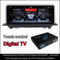 10.25Touch Android 8.1 Car Multimedia Player for BMW X1 F48 (2016 2017) with GPS Digital TV
